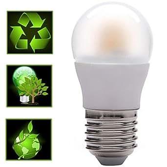 E27 5W 320ml 4000k LED blanche lampe ampoule w / points quantiques, phosphore à distance technologie