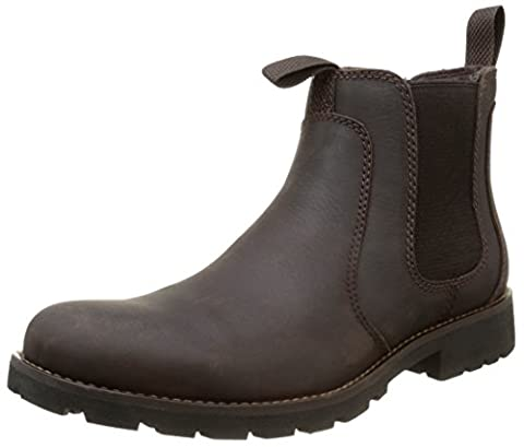 Rockport Se Chelsea Boot, Bottes homme - Brun (TENOR BROWN), 40.5 EU