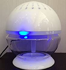 Puffin Humidifier and Air Purifier Cool Mist with Blue LED Light