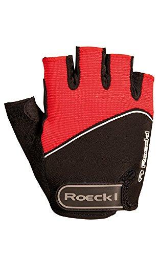 Roeckl Nagold Fahrrad Handschuhe kurz rot 2013: Größe: 10.5