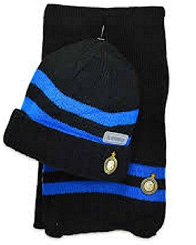 Inter Hut und Schal Baby Bekleidung Fans Internationale PS 18505 (Inter-fußball)