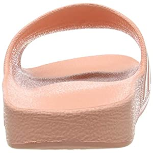 adidas Adilette Aqua Scarpe da Spiaggia e Piscina Unisex adulto, Rosa (Dust Pink/Ftwr White/Dust Pink Dust Pink/Ftwr White/Dust Pink), 44.5 EU