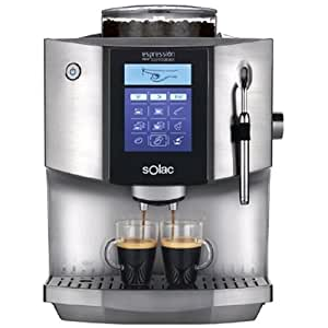 Solac CA4817 Neo Espression Cafetière Full Automatic