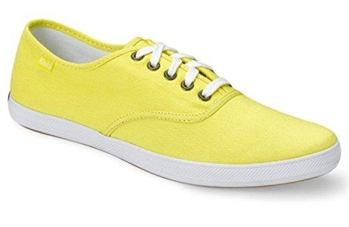 Keds Sneaker Schuhe Champion CVO Waxed Sunshine, Schuhgrösse:45.5 - Herren Keds