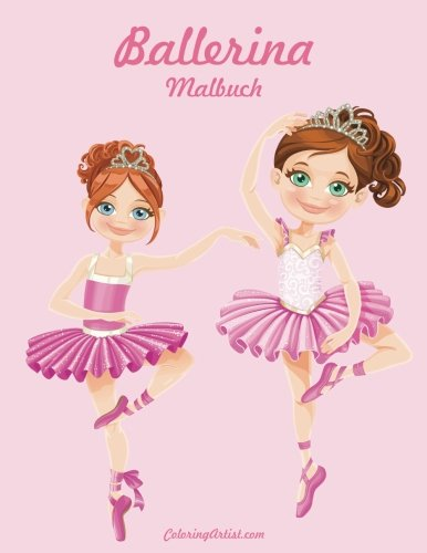 Fiction Non Kostüme (Ballerina Malbuch 1)