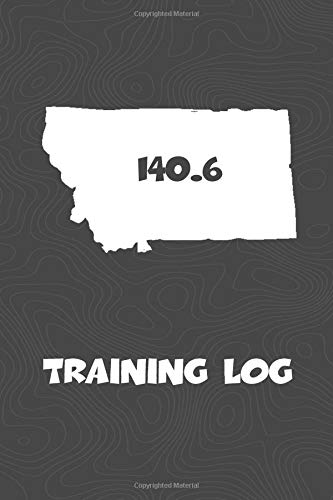 Training Log: Montana Training Log for tracking and monitoring your training and progress towards your fitness goals. A great triathlon resource for ... bikers  will love this way to track goals! por KwG Creates