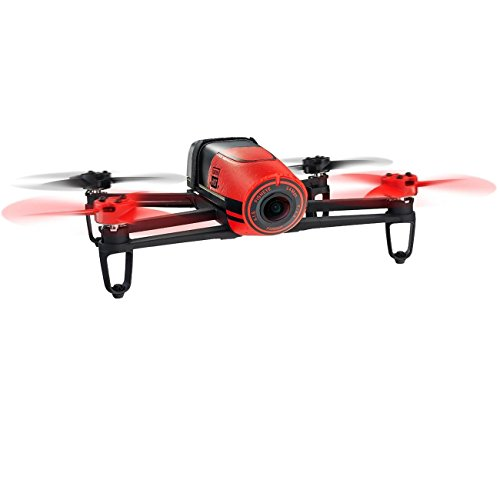 Parrot Bebop 2 Drohne rot