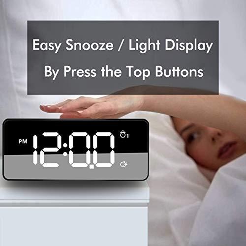 Zoom IMG-2 chereeki sveglia digitale 4 6