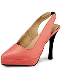 091207544be Pink Women s Pumps  Buy Pink Women s Pumps online at best prices in ...