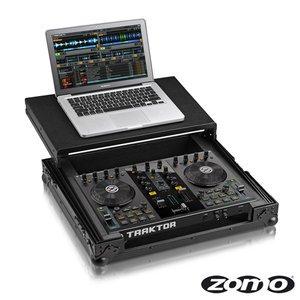 Zomo 0030102717 S2 Plus NSE Koffer für Native Instruments S2 MKII/Laptop/Zubehör