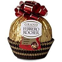 Grand Ferrero Rocher con 2 pezzi all'interno - 125 gr