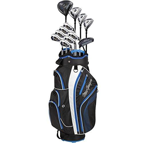 MacGregor Golf 2018 Mens DCT2000 Complete Package Set - Black/Blue