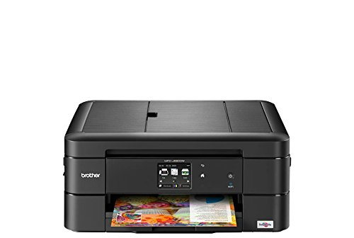 Buy Brother MFC-J680DW A4 Multifunction Compact Inkjet Printer on Amazon