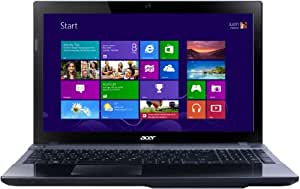 Acer Aspire V3-771G 17.3-inch Laptop - Grey (Intel Core i3 3110M 2.4GHz, 6GB RAM, 500GB HDD, Blu-ray, LAN, WLAN, BT, Webcam, Nvidia Graphics, Windows 8 64-bit)