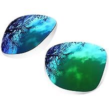 Sunglasses Restorer Lentes Polarizadas de Recambio Sapphire Green para Oakley Dispatch 2