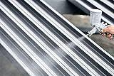 BEKATEQ LS-301 2K Epoxidharz Grundierung matt Rostschutz für Stahl Edelstahl Korrosionsschutzgrund Haftgrundierung Korrosionsschutz (10KG, Weiß)