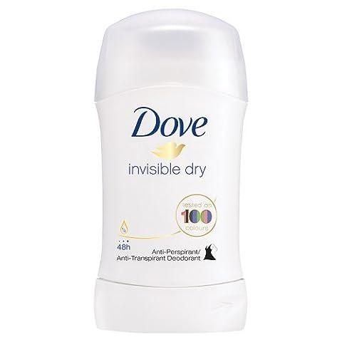 Dove Invisible Dry Stick Antiperspirant Deodorant, 40ml
