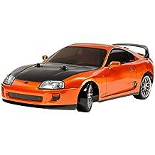 Tamiya 300058613 - 1:10 RC Toyota Supra Drift Spec TT-02D