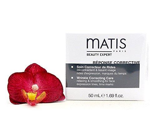 Matis Reponse Corrective Soin Correcteur de Rides - Wrinkle Correcting Care 50ml (Matis Hautpflege)