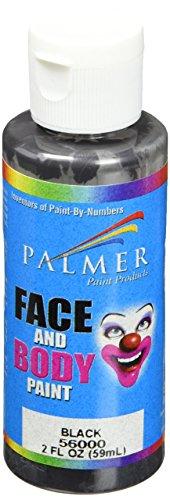 Palmer Peinture Visage et Corps 2oz-black, d'autres, multicolore