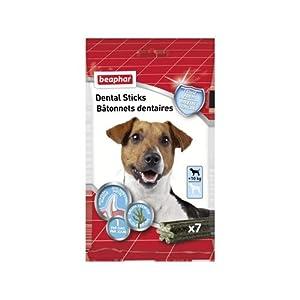 Beaphar Bâtonnets dentaires pour chien <10 kg