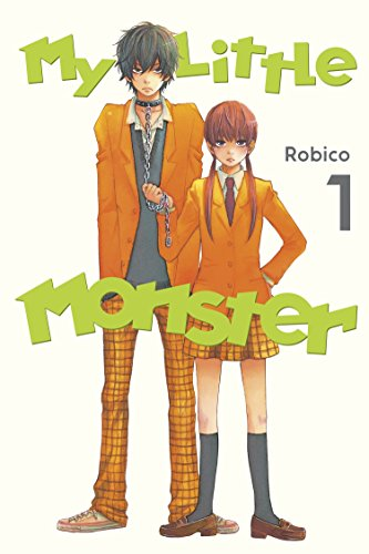 My Little Monster 1 Cover Image