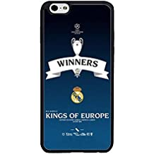 Personalized Funda Case For Iphone 6s, Real Madrid Football Club Ultra Slim Durable + Plastic Simple Design Dust-proof Hard Back Funda Case Cover For Iphone 6 / 6s (4.7 inch)