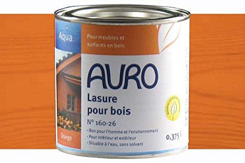 AURO Holzlasur Aqua Nr. 160-90 Weiß, 0,75 Liter