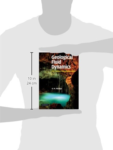 Geological Fluid Dynamics Hardback: Sub-surface Flow and Reactions