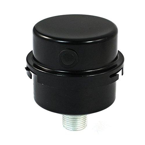 TOOGOO(R) Compressore aria 1/2 'PT Silenziatore filtro silenziatore connettore thread