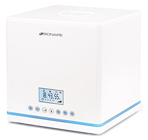 Bionaire - Humidificador ultrasónico digital, BU7500-050