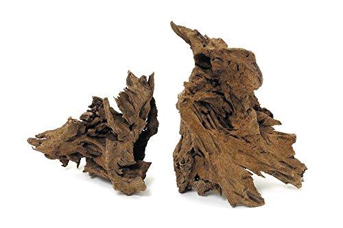 Karlie Deko Holz zur Dekoration Ihres Aquariums oder Terrariums Treibholz, 15-20 cm, ca. 300 g