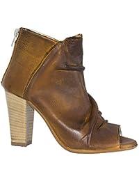 c431e1e715 Amazon.it: tronchetti marrone - Scarpe col tacco / Scarpe da donna ...