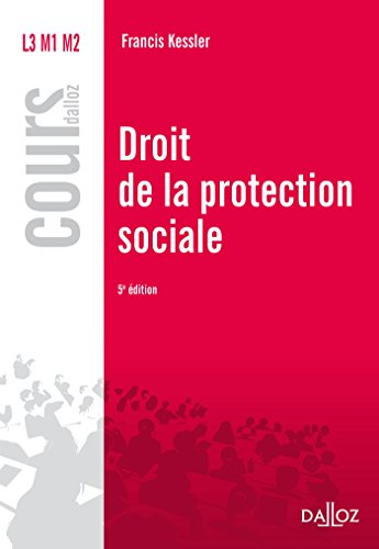 Droit de la protection sociale - 5e éd.