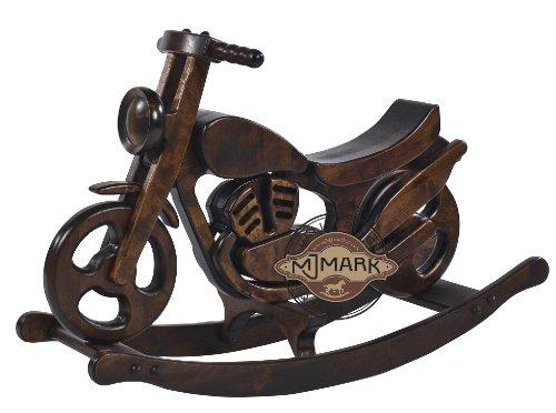 BRAND NEW ROCKING MOTORBIKE (rocking horse) HALLEY TRE from