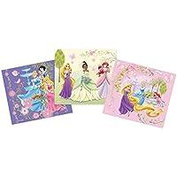 TOMY - Cuaderno para colorear Princesas Disney (T71837)