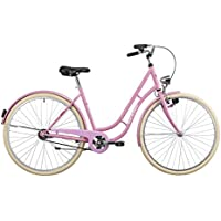 Ortler Detroit - Vélo hollandais - rose 2018 Vélo de ville