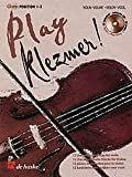 Play Klezmer! - Violin by De Haske Publications
