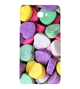 EPICCASE Heart Candy Mobile Back Case Cover For LeEco Letv Le 2 (Designer Case)
