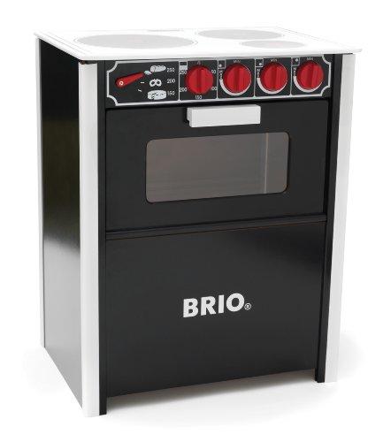 Preisvergleich Produktbild BRIO 31356  Herd schwarz
