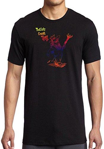 trollers-gonna-troll-funny-kids-t-shirt-black-small