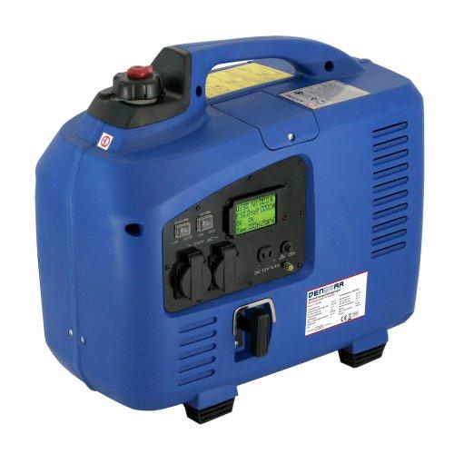 DENQBAR 2,2 kW Inverter Stromerzeuger Notstromaggregat Stromaggregat Digitaler Generator benzinbetrieben DQ2200 -