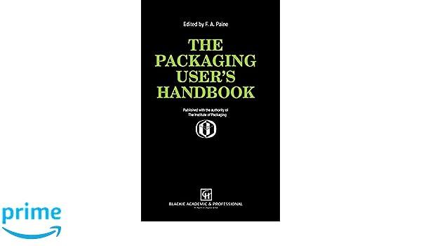 The Packaging User's Handbook