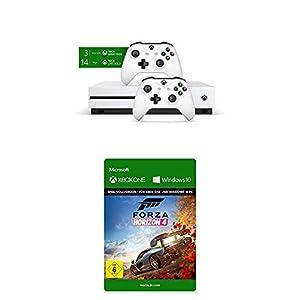 X1S+2nd controller+3M gamepass+Forza Horizon 4