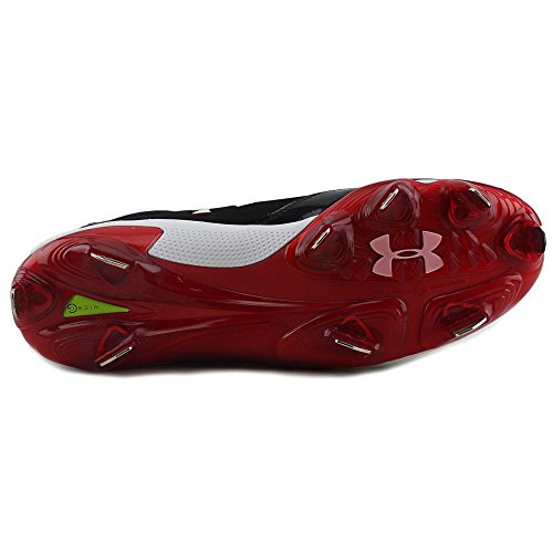 Under Armour Heater IV 5/8 ST Synthétique Baskets Blk-Red