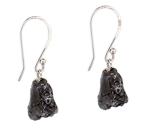budawir-budawir-meteorit-campo-del-cielo-ohrringe-925er-sterling-silber-eisenmeteorit-ohrhanger