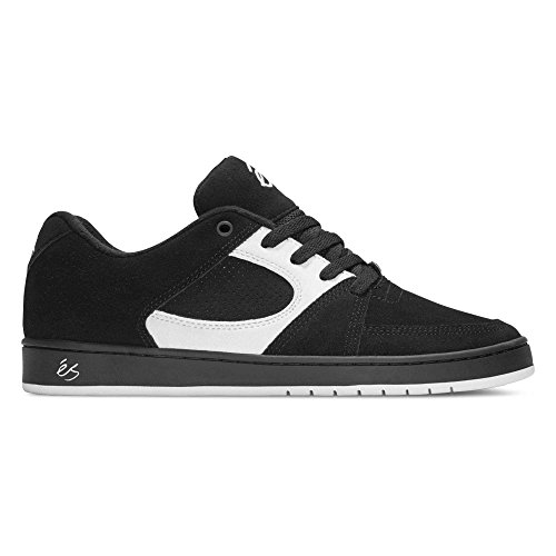 CHAUSSURES SLIM BLACK WHITE GREY Noir/blanc