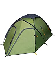 Halti Vaelluskupoli Pro 2 - Tienda de campaña iglú, color verde