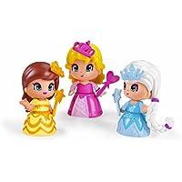Pinypon Pack de 3 Princesas (Famosa 700014094)