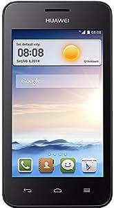 Huawei Ascend Y330 Smartphone, 4 GB, Marchio TIM, Nero
